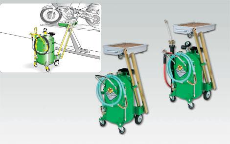 SEDANA | Trading | Automotive | Garage Equipment